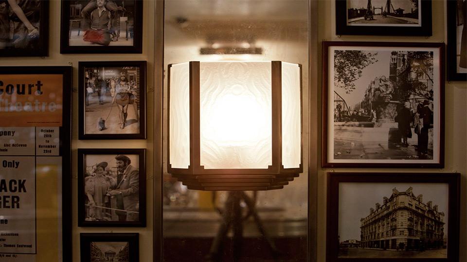 Colbert sloane square nulty lighting design consultants for Interior design lighting restaurant