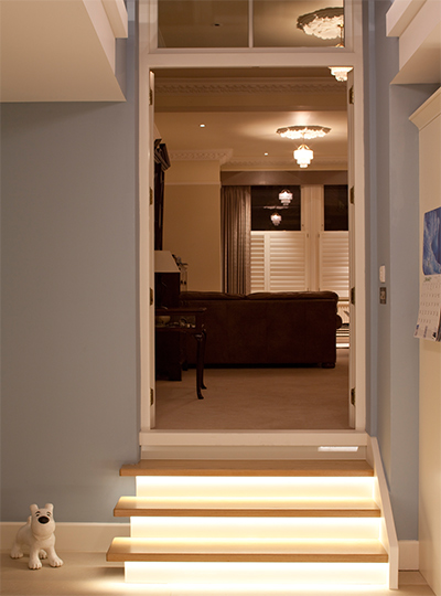 Homely Period Property | Nulty | Lighting Design Consultants