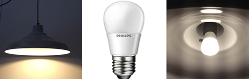 Back Future Blog LED Lighting Design Philips Lustre Frosted Nulty