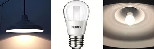 Lighting Design Blog LED Lustre Clear Philips Nulty