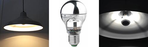 Megaman LED Crown Silver Lighting Design Nulty