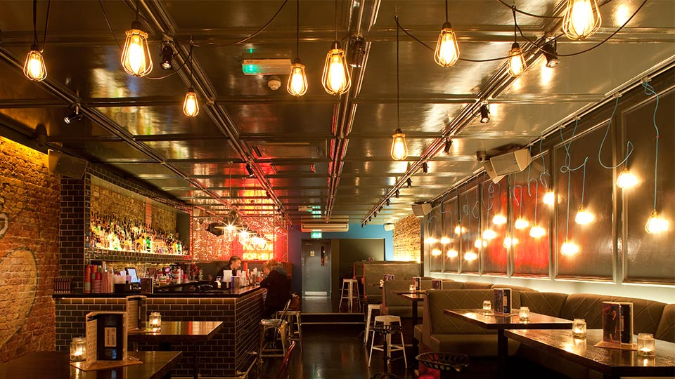 Adventure bar clapham high street nulty lighting design consultants related articles mozeypictures Images