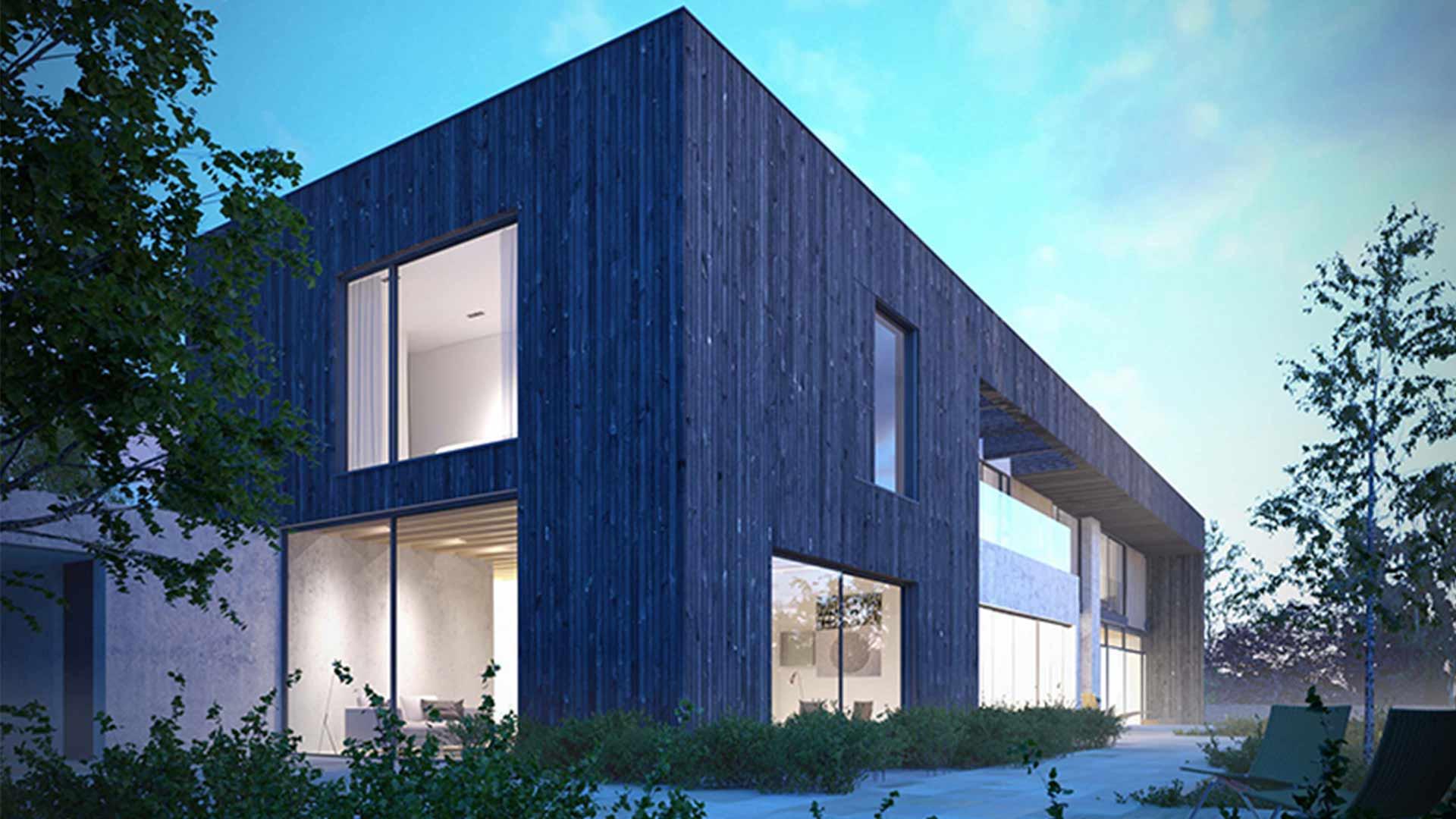 Sleek Surrey Living Nulty Lighting Design Consultants