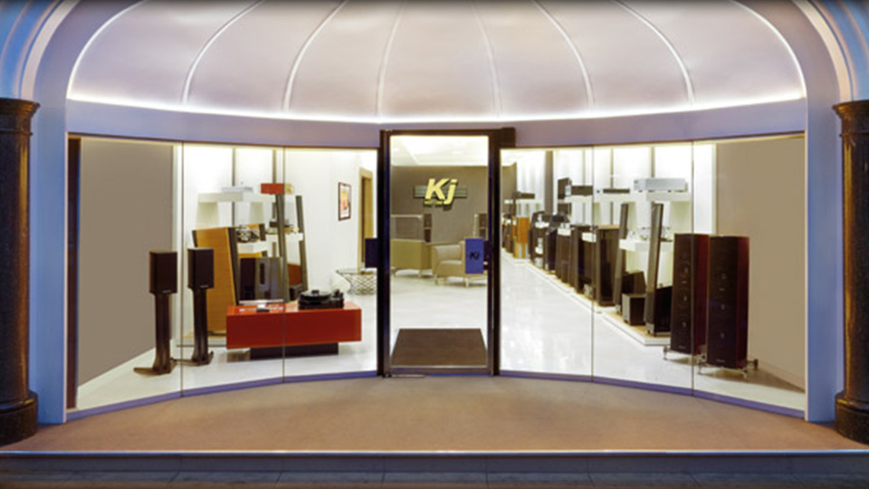 Kj west one nulty lighting design consultants for Retail store exterior design