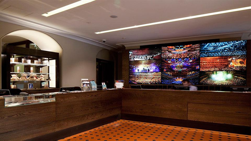 Royal Albert Hall Nulty Lighting Design Consultants
