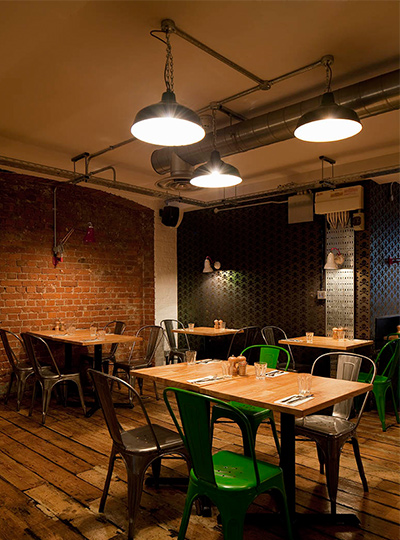 cafe lighting design. Project Team Cafe Lighting Design -