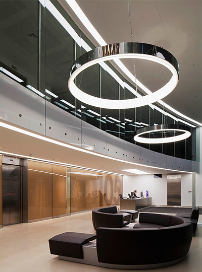 105 Wigmore Street London Nulty Lighting Design
