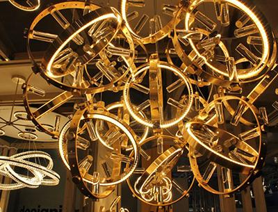 Baroncelli Globo LED Pendants Lightjunction Lighting Design Review Nulty