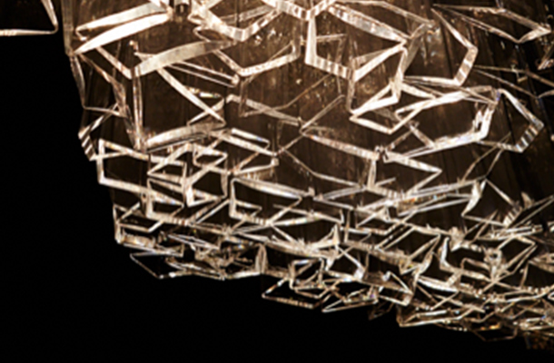 "Daniel Libeskind's ""ICE"" 100%design London Review Nulty"