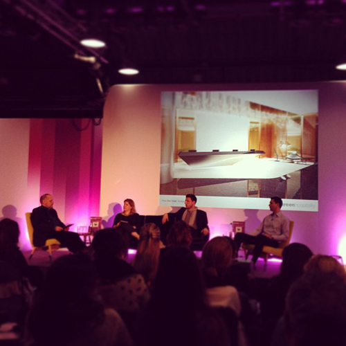 Sleep Event 2014 London Group Talk Future Hotels Review Nulty