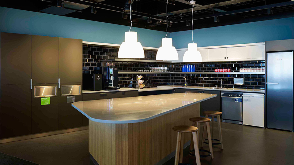 News corp hq nulty lighting design consultants for Office design news