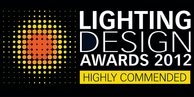 Lighting Design Awards 2012