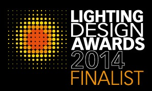 Lighting Design Awards 2014 Finalist Nulty