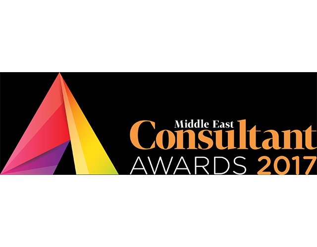 Middle East Consultant Awards 2017