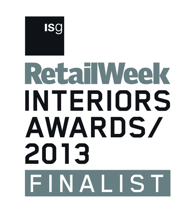 Retail Week Interiors Awards 2013 Juicy Couture Architectural Lighting Design Nulty
