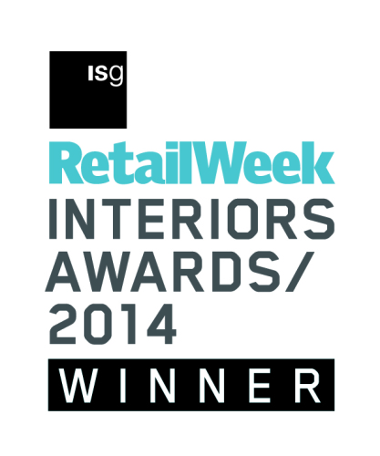 Retail Week Interiors Awards 2014
