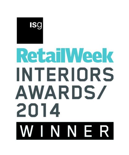 Retail Week Interiors Awards 2014