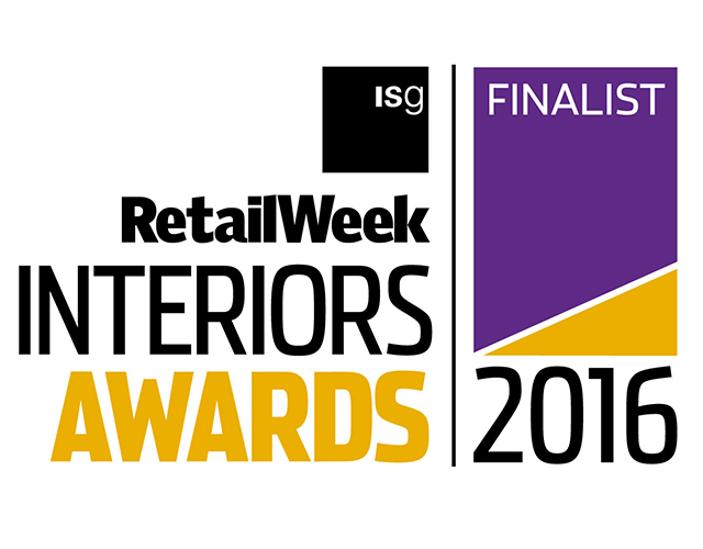 Retail Week Interiors Awards 2016