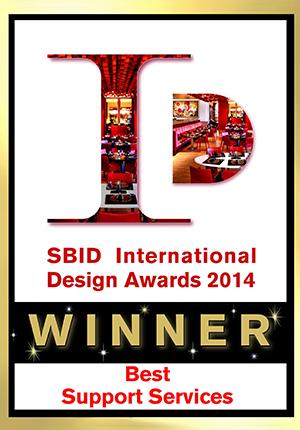 SBID Internatinonal Design Awards 2014
