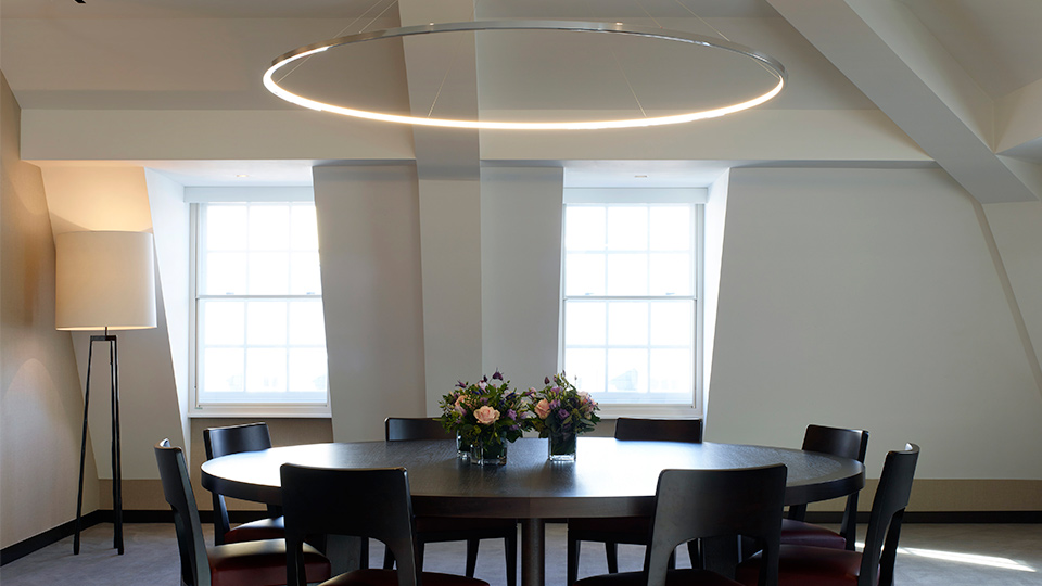 Global trading house nulty lighting design consultants for Global design consultancy
