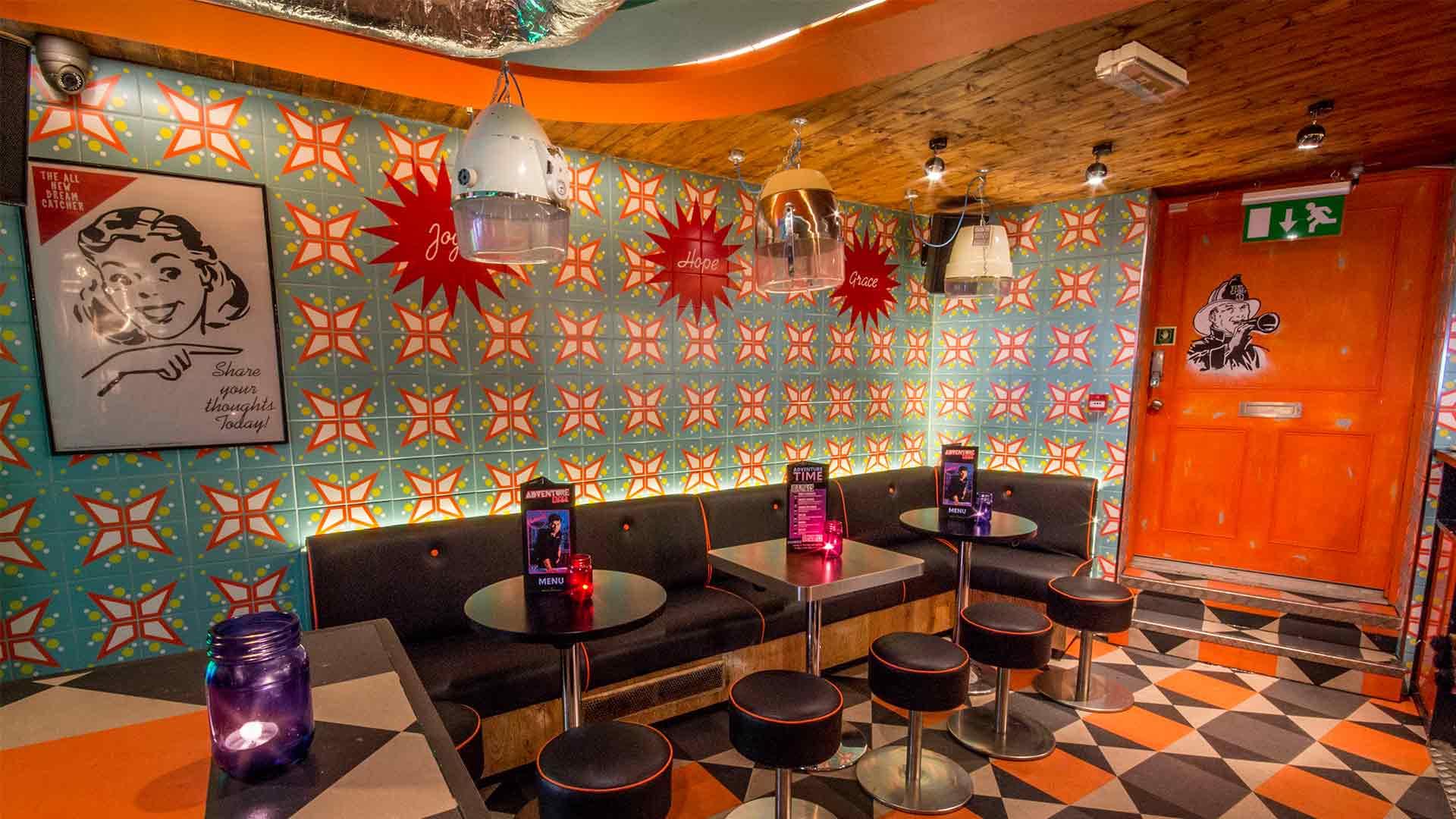 New bars design trends nulty lighting