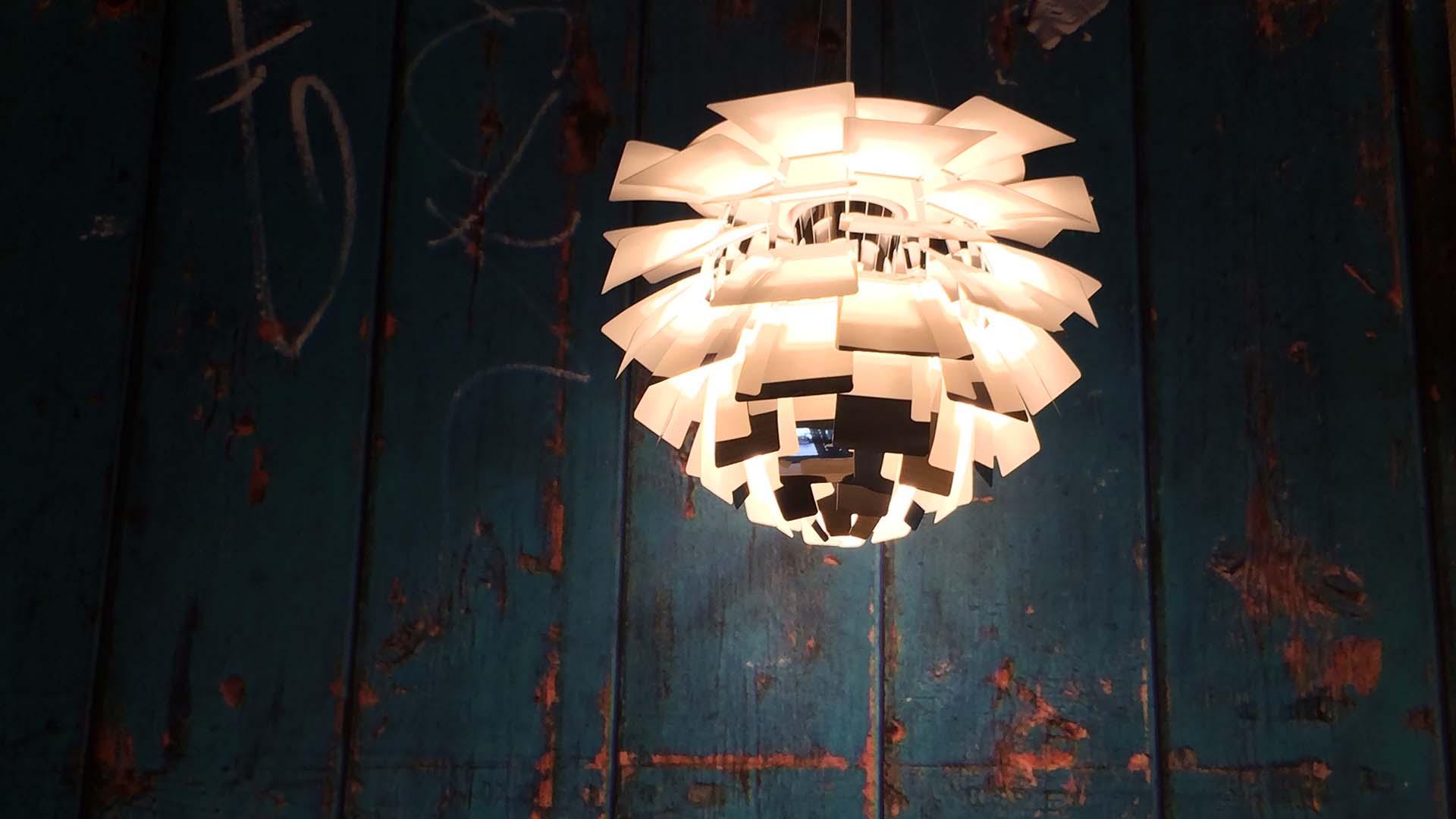 Louis Poulsen Artichoke Light + Building 2016 Review Lighting Designers Nulty