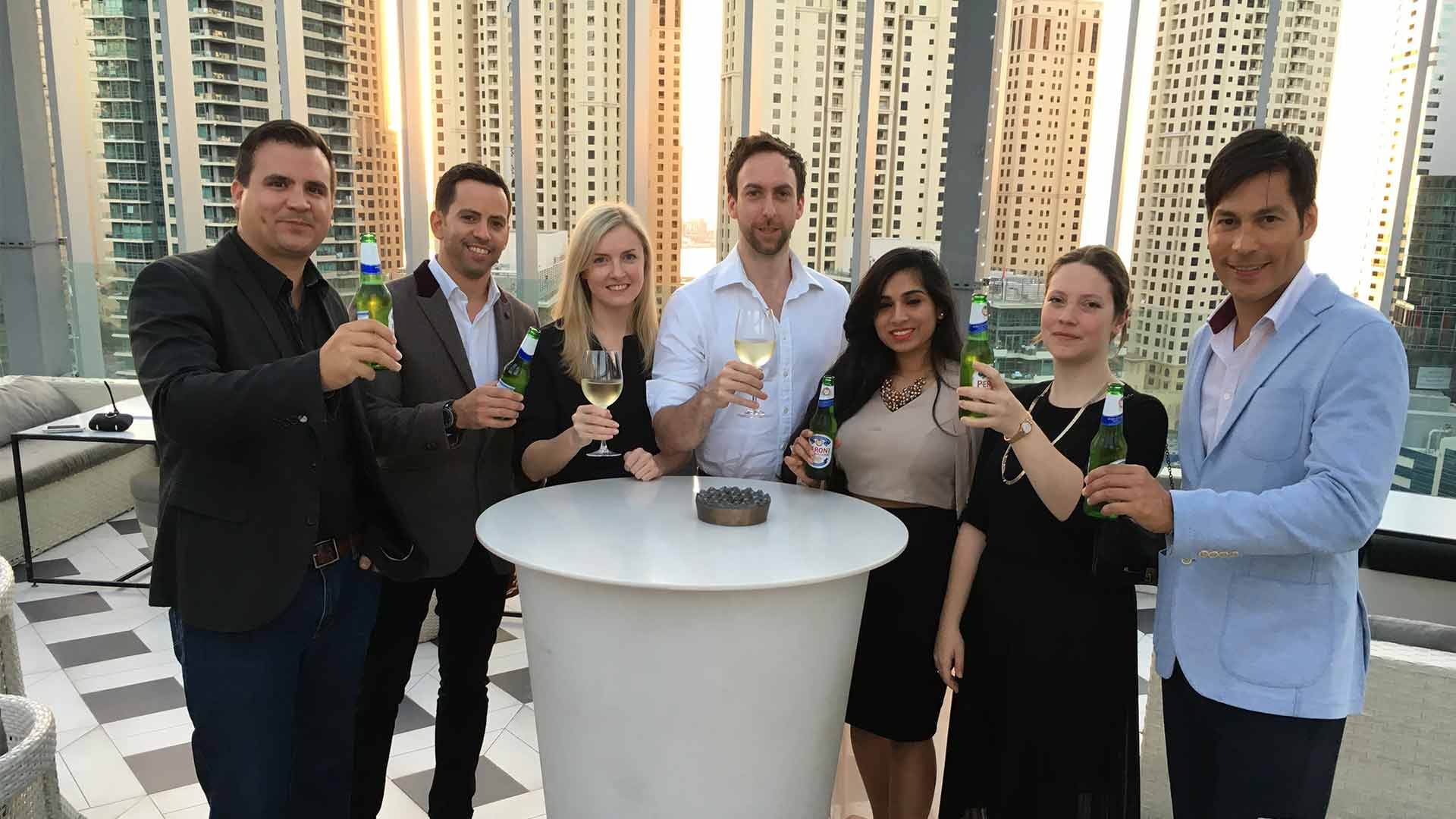 Nulty Dubai Team Lighting Designers