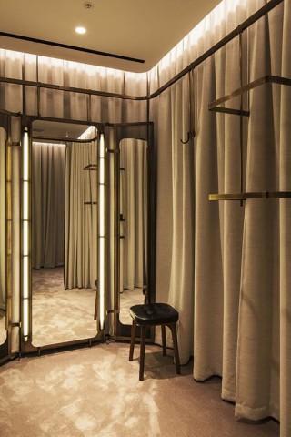 Selfridges Body Studio Nulty Lighting Design Consultants