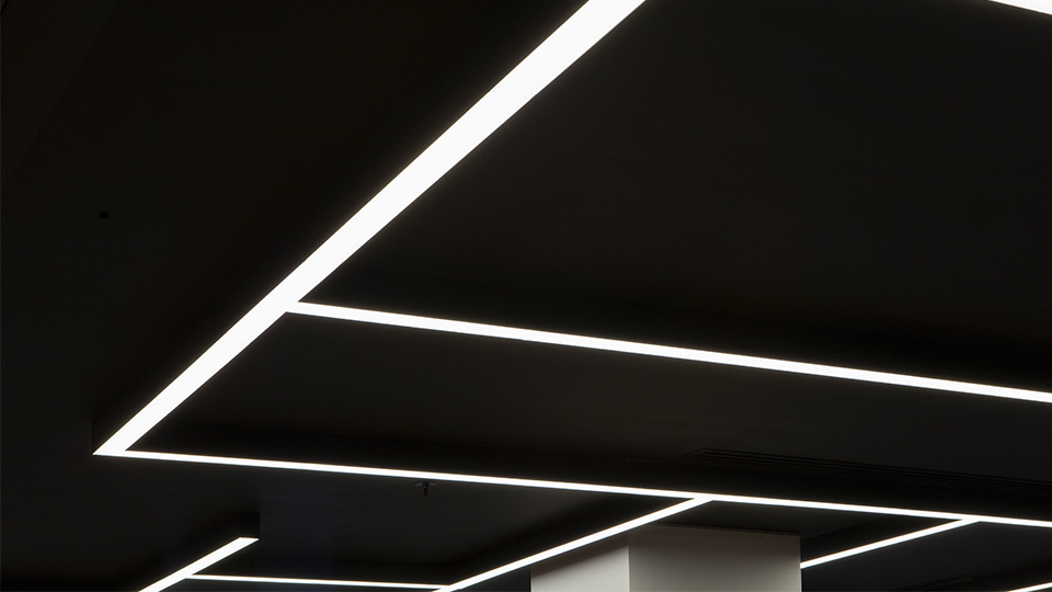 Office London Nulty Lighting Design Consultants