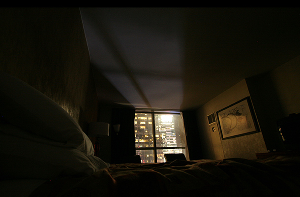 Light Trespass Home Bedroom Night Light Pollution