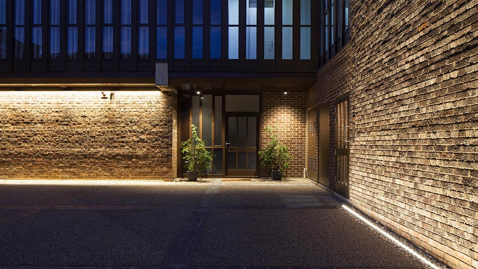 Baylis Old School London Nulty Lighting Design