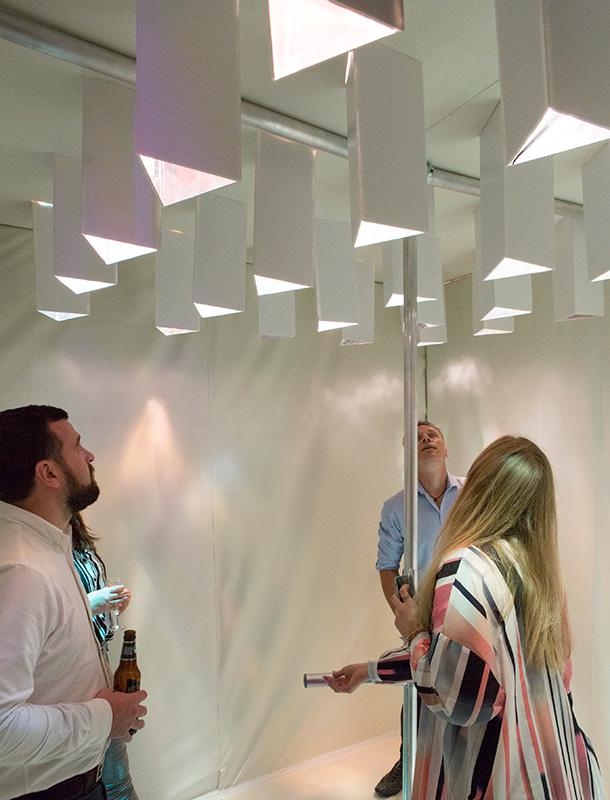 Darc Awards 2016 Lighting Designers Installation Kaleidoscopic Play Nulty
