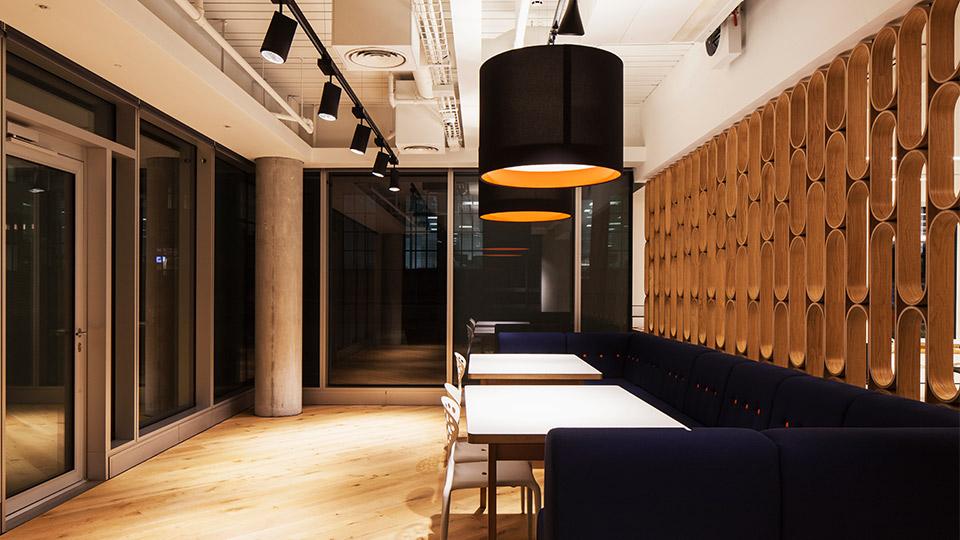 ING Bank UK Headquarters | Nulty