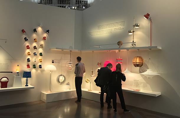 Pop Revolution Nordic Light Exhibition Nordiska Museet