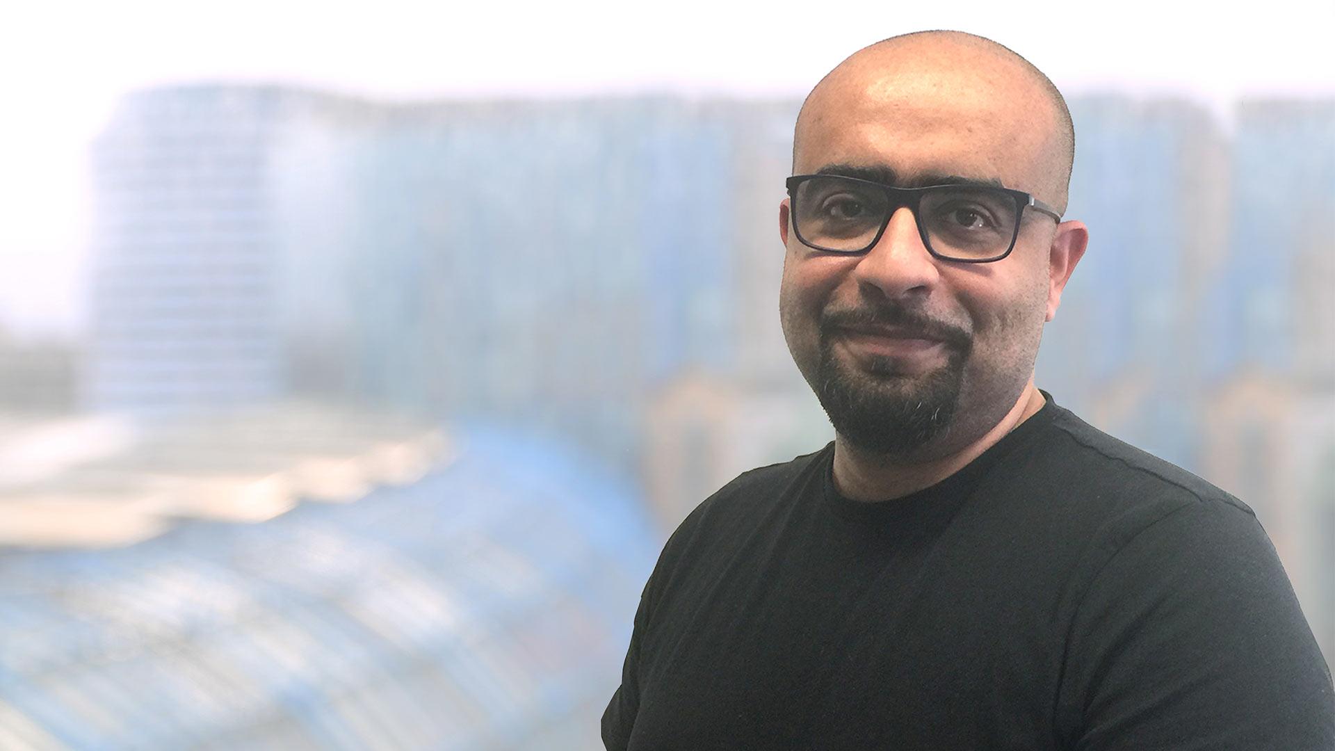 Ahmed Saliem Projects Director Lighting Design Consultants Nulty Dubai