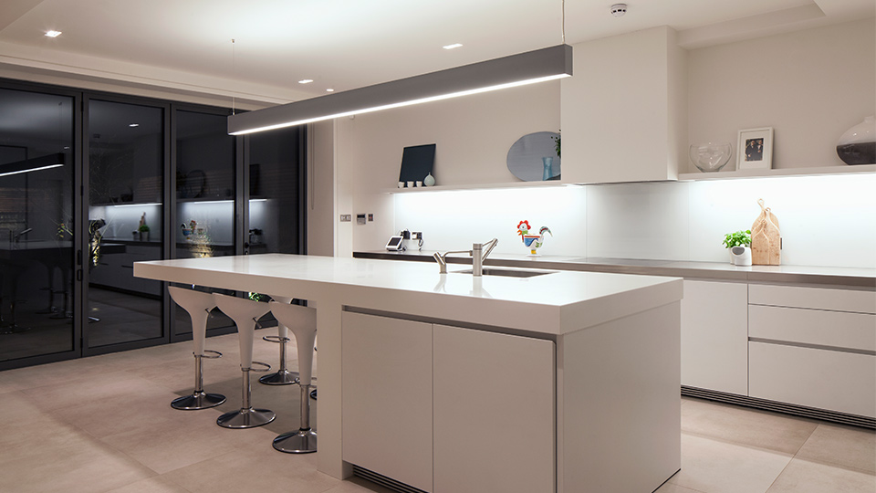 notting hill house  nulty  lighting design consultants