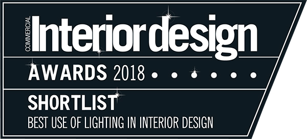Commercial Interior Design Awards 2018 Shortlist Boomingdale's Lighting Nulty