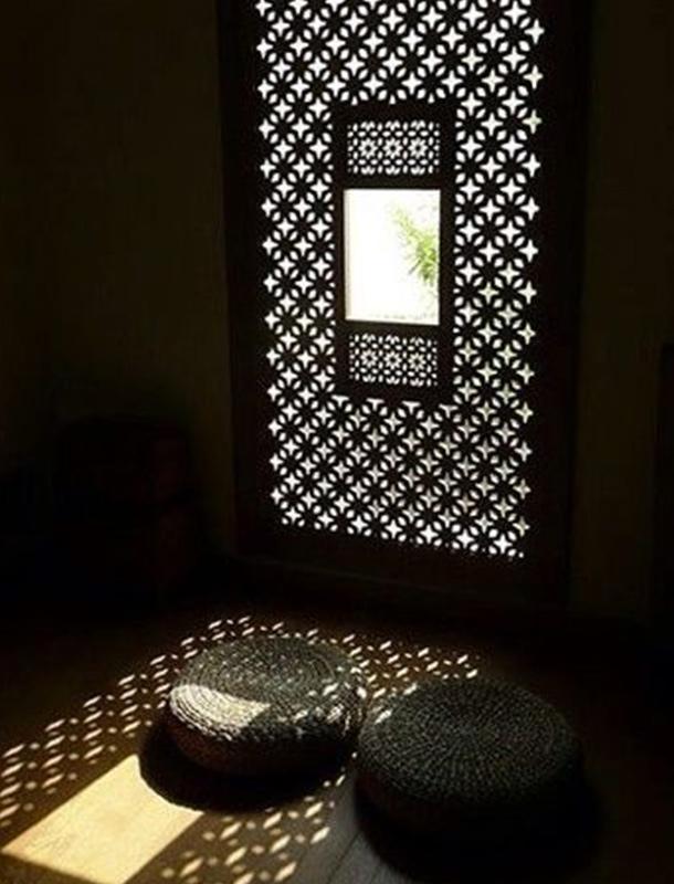 Mashrabiya Architecture Illumination