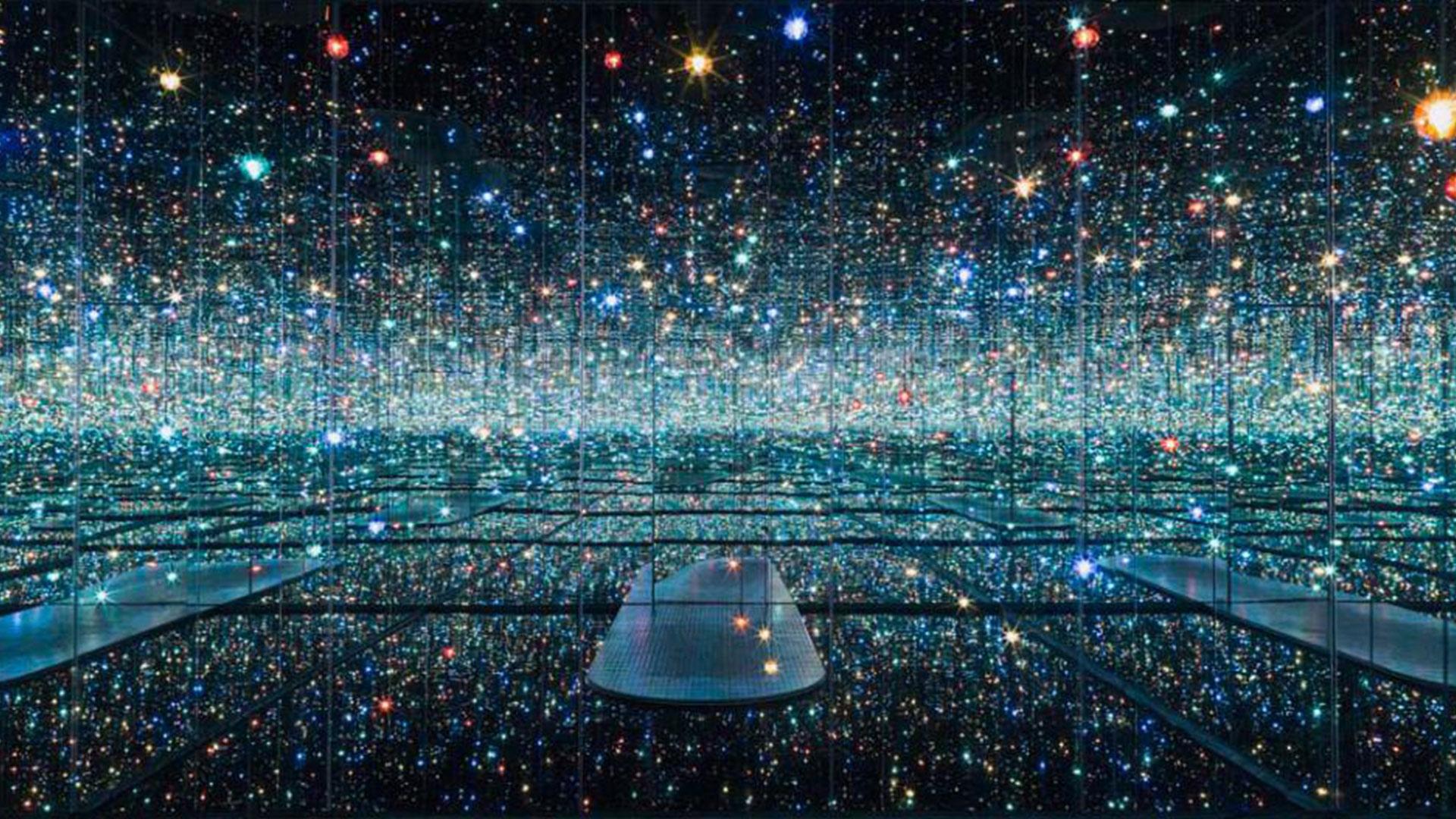 Yayoi Kusama Lighting Memories