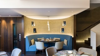restaurant charlotte street nulty lighting design consultants