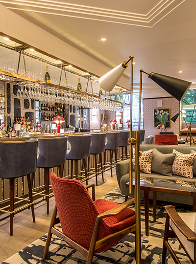 Devonshire Club London Nulty Lighting Design Consultants