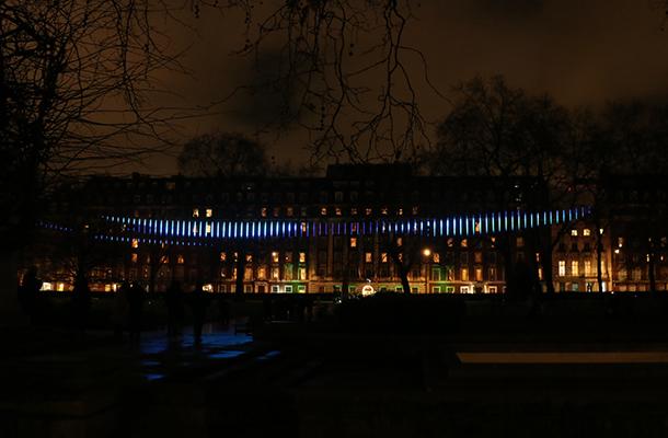 Northern Lights Aleksandra Stratimirovic Light Art