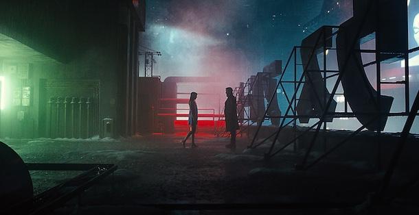 Blade Runner Light Effects Cinematography