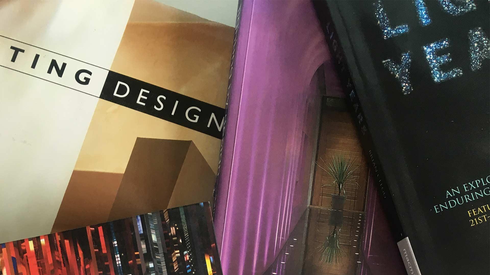 Selection Lighting Design Reading Books