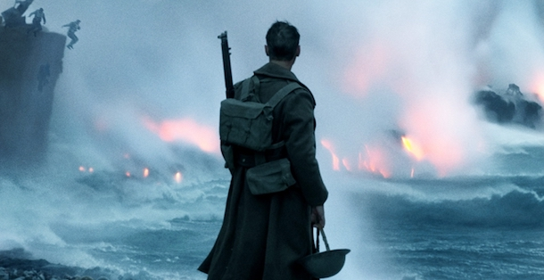 Dunkirk Feature Film Lighting Effects