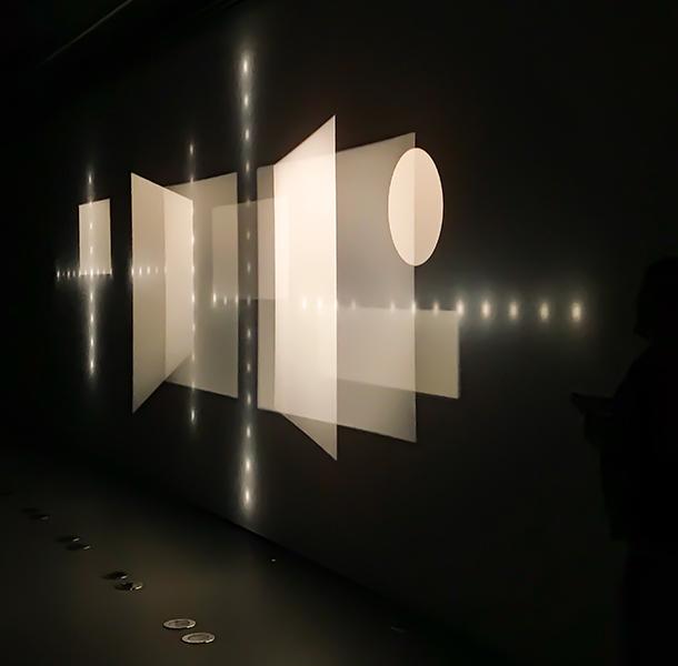 iGuzzini Sensory Sxperience Room Light + Building Frankfurt Nulty
