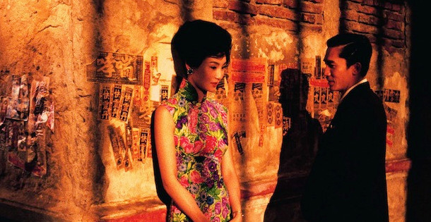 In The Mood for Love Movie Cinematography Lighting