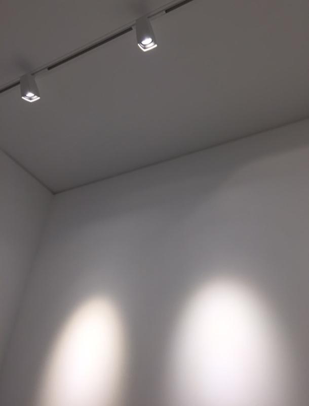 XAL PACO Narrow Light + Building 2018 Frankfurt Nulty