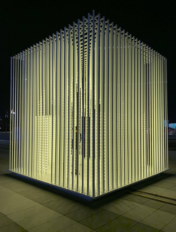 Dubai Design Week 2018 HousEmotion Installation