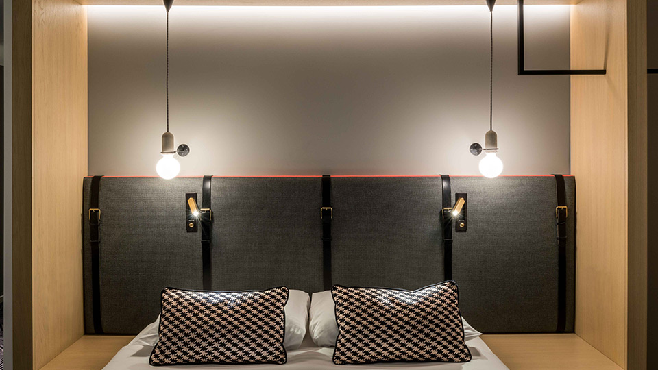 Assembly Hotel, London  Nulty  Lighting Design Consultants